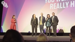YOU WERE NEVER REALLY HERE Q&A | BFI London Film Festival 2017