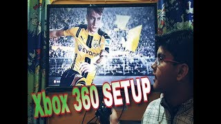 XBOX 360 Setup and Overview Hindi
