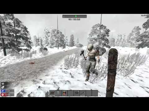 7 Days to Die w/GenX Team   E1   Snow time to waste