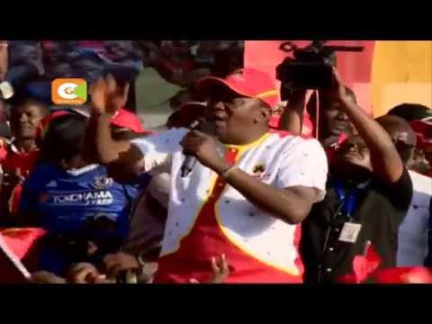 Jubilee yaanda mkutano wa mwisho Nakuru