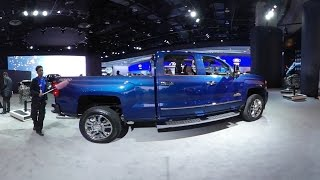 Detroit Motor Show im 360°-Video: PS-Protze und Debatte um Trumps Strafzölle