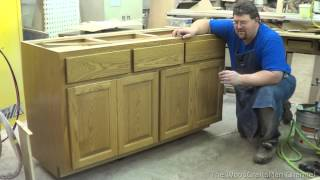 Building Custom Oak Cabinets Episode 14-hanging The Doors And Closing Comments