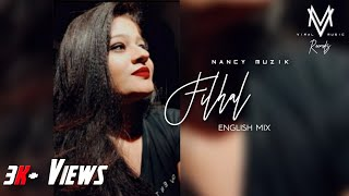 Filhall English Recreated Version | Female Cover |B Praak | Jaani | Viral Music Records | NancyMUZIK