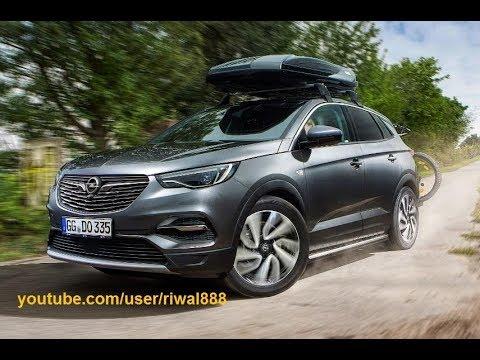 San Francisco nuovo elenco los angeles NEW! Opel Grandland X - Practical Accessories (HD) - YouTube