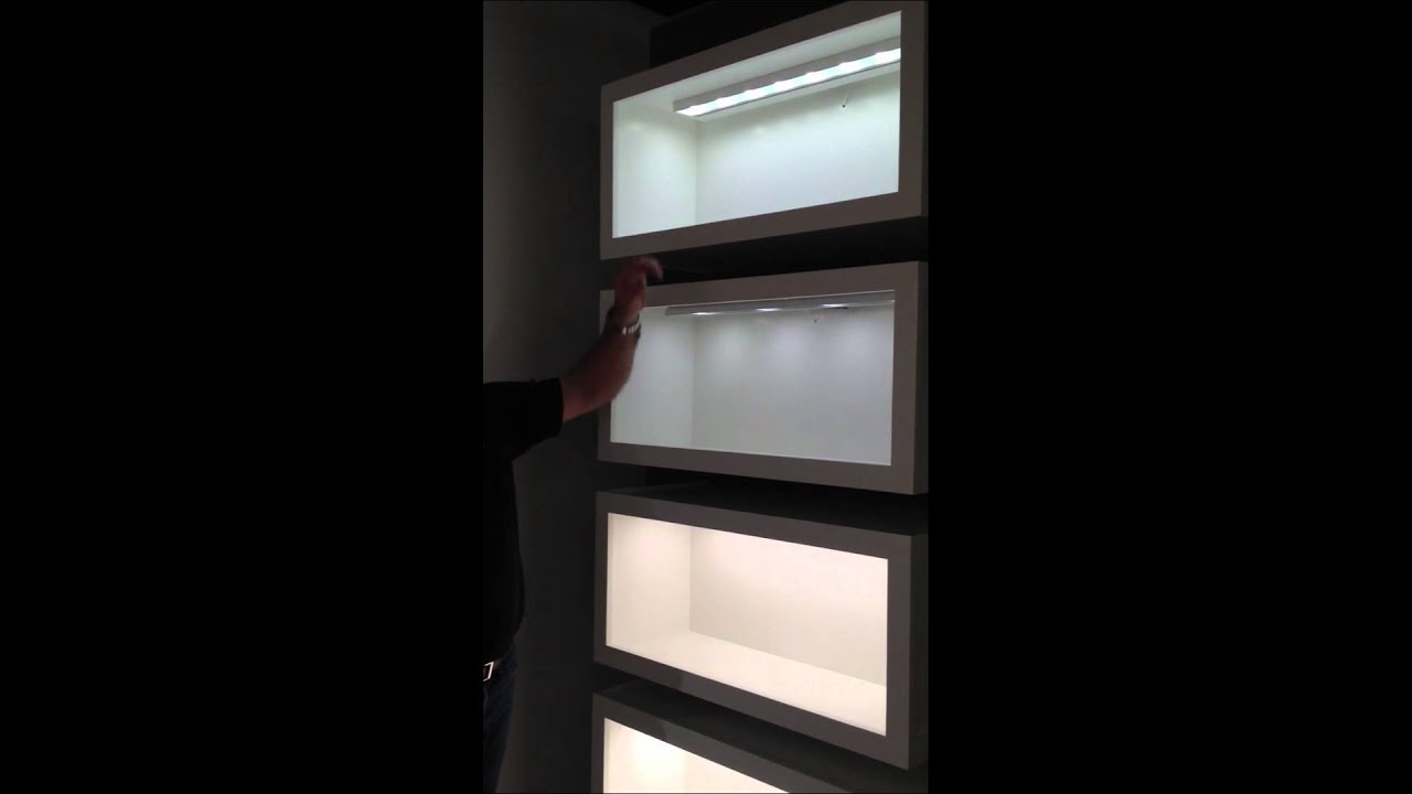 LED Vs Xenon Undercabinet Lighting