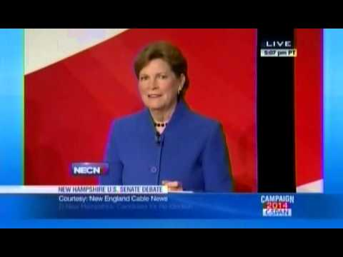 Jeanne Shaheen Admits She Votes With Obama 99% Of Time