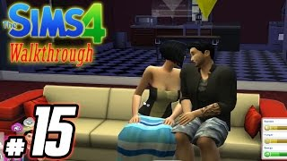 The Sims 4 Playthrough: Part 15 - Married Woman Affair? - (PC / Gameplay / Walkthrough) - GPV247