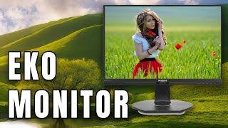 Ekologiczny monitor?  - Philips 241B7Q  - GreenPeace szczęśliwy!