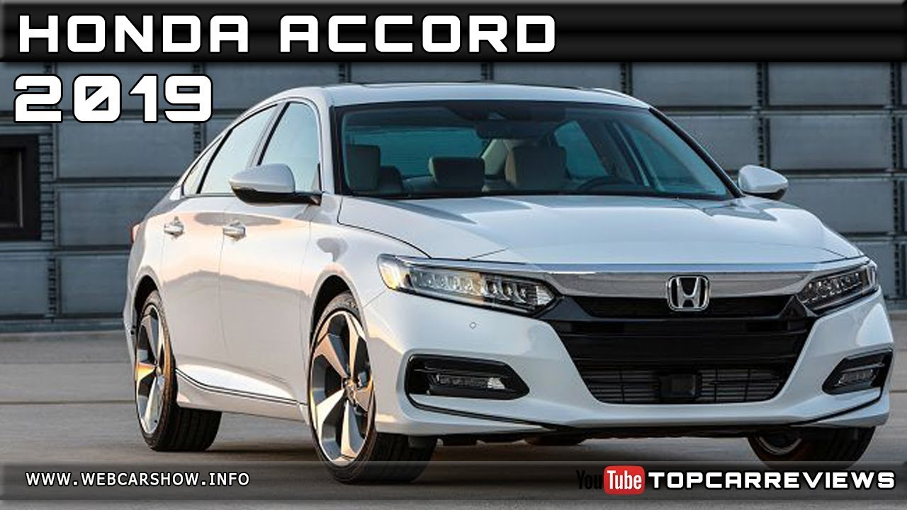 2019 Honda Accord Review Rendered Price Specs Release Date