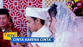 Download lagu Alhamdulilah Sah!! Akhirnya Mirza Mempersunting Jenar   Cinta Karena Cinta Episode 229