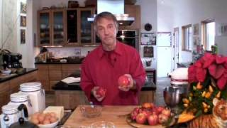 Cinnamon Baked Apples - Cooking With Anton