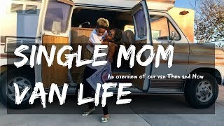 Single Mom Vanlife: The Story Of Our Van