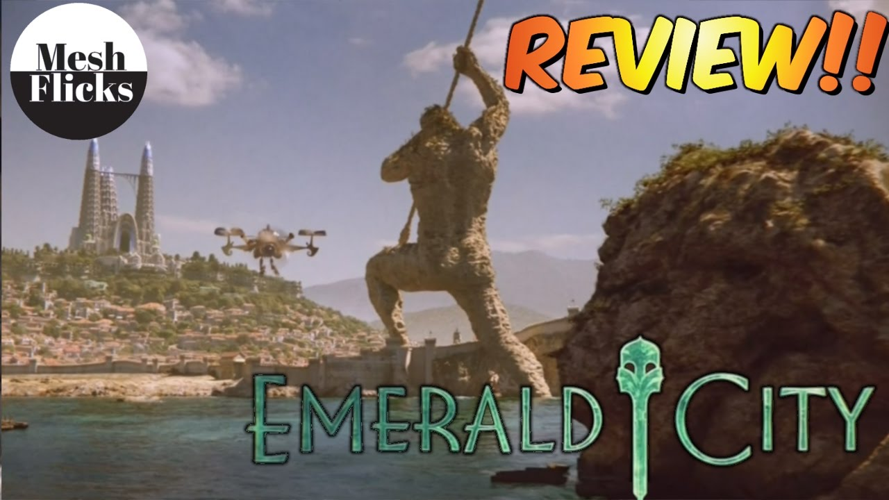 Download Emerald City!!   Review!   Theories!