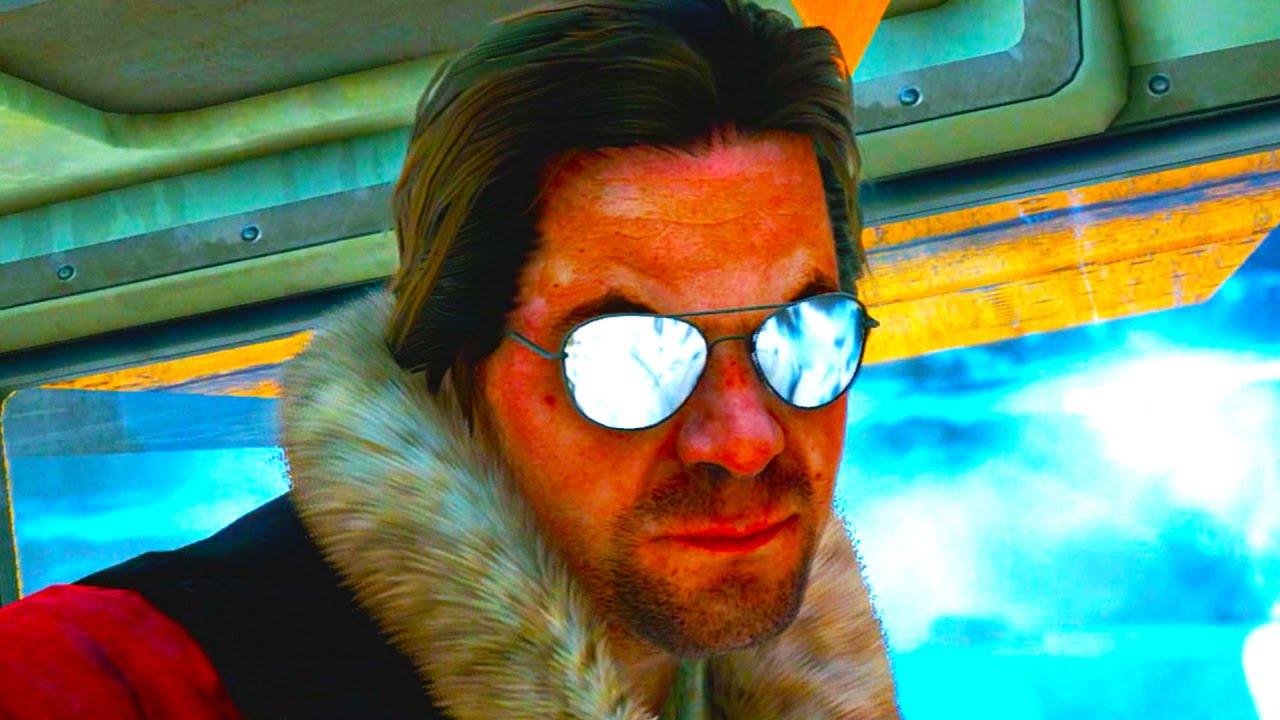 Far Cry 4 Willis Betrays Ajay Youtube