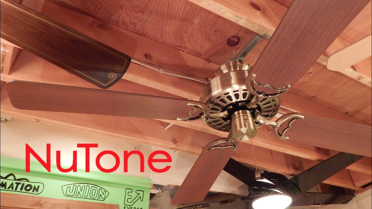NuTone NuBreeze Ceiling Fan