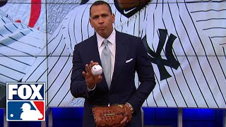Alex Rodriguez talks Ohtani and breaks down Luis Severino's pitching mechanics | MLB WHIPAROUND