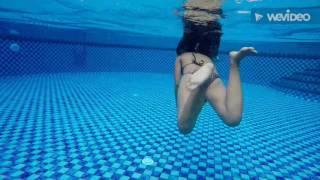 Kak Ana Berenang Cantik Dulu