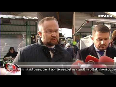 Pārmaiņas Rīgas Centrāltirgū