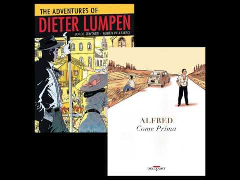 Euro Comics: Reviews of The Adventures of Dieter Lumpen and Come Prima