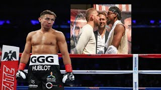 BREAKING NEWS: GENNADY GOLOVKIN TO AVOID JERMALL CHARLO, IN HOPES OF FACING SAUNDERS-ANDRADE WINNER