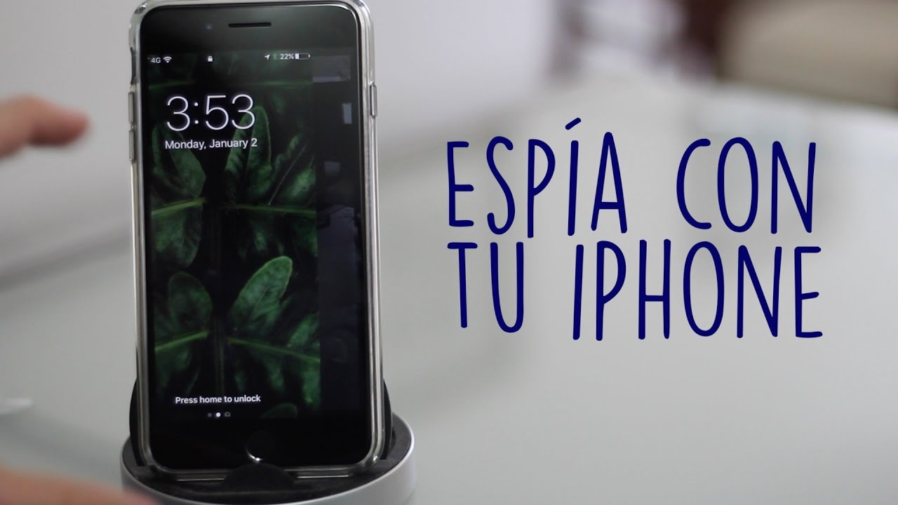 aplicacion espia iphone 6