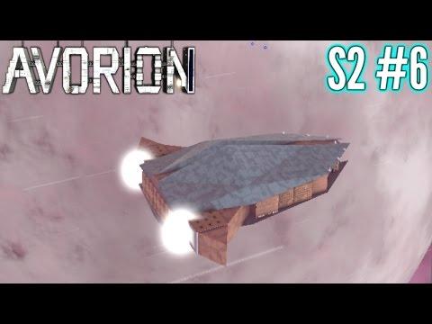 Avorion | Zeech's Hand Fighter Building! | Ep6 S2 | Avorion Gameplay