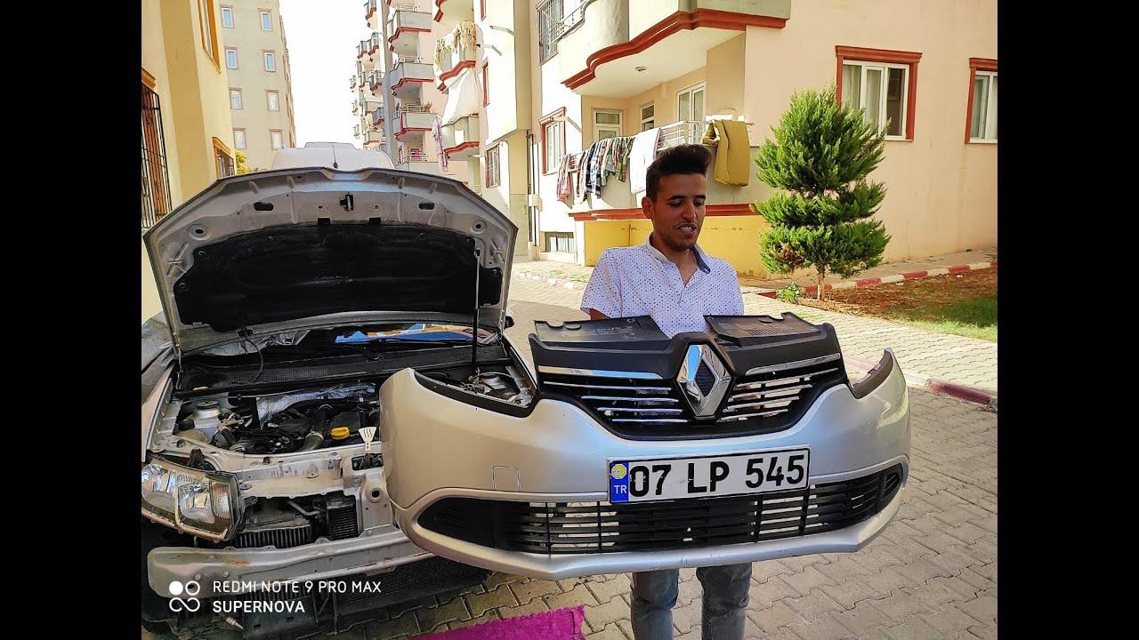 Renault Symbol Orijinal Tesisatı ile Sis Farı Montajı (Detaylı Anlatım)