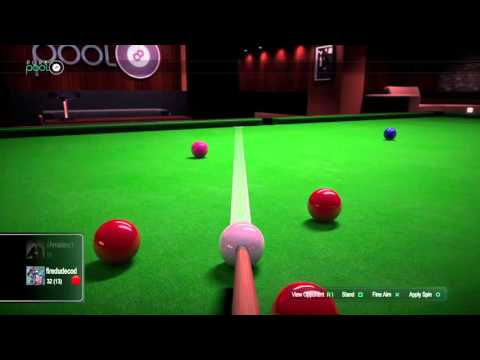 Snooker live streaming -Firedudecod's Live PS4 Broadcast