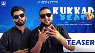 Vicke KUKKAD BEAT [ Teaser ] | Harnav Brar | Art Attack | New Punjabi Beat Song 2018
