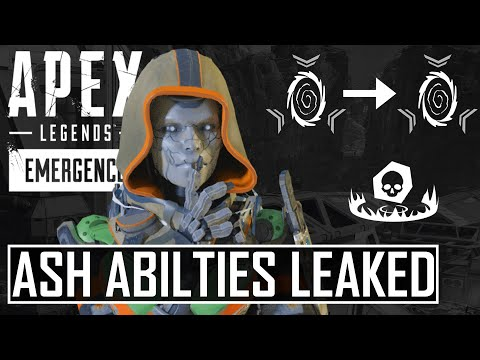Apex Legends Season 11 Legend Ash Abilities CONFIRMED?