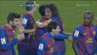 #من_ذاكرة_الكلاسيكو مباراة برشلونة 3-1 ريال مدريد تعليق علي سعيد الكعب[HD+شاشة كاملة]10-12-2011