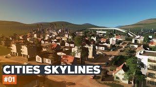 Cities Skylines 2019 | #01 | Pierwszy Tysiak!
