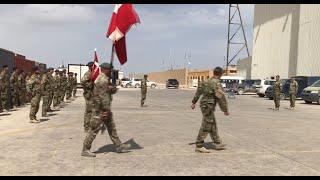 Slut med danskere på Al Assad Airbase