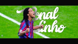 Ronaldinho 1998 - 2018 • Goodbye Football