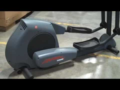 Used Life Fitness 9500 Elliptical Crosstrainer For Sale