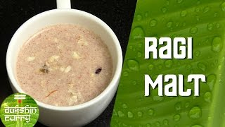 How To Make Healthy Ragi Malt By Preetha II Dakshin Curry