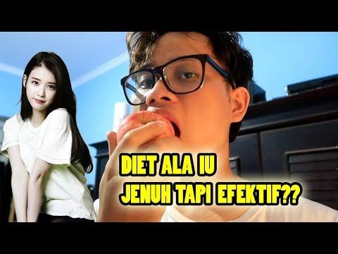 NYOBA DIET K-POP IDOL!!! HASILNYA WOW!!!!