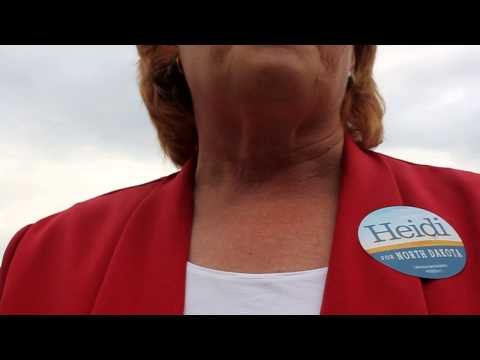 Heidi Heitkamp On Civil Liberties