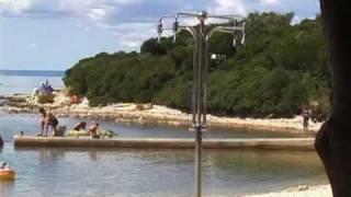 Camping Slatina on island Cres - Croatia