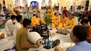 ISKCON Bahadurgarh Deity Installation Day1