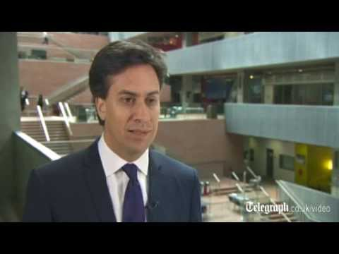 Ed Miliband accuses David Cameron of getting it 'wrong' on Gaza