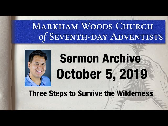 Three Steps to Survive the Wilderness - S19 E25