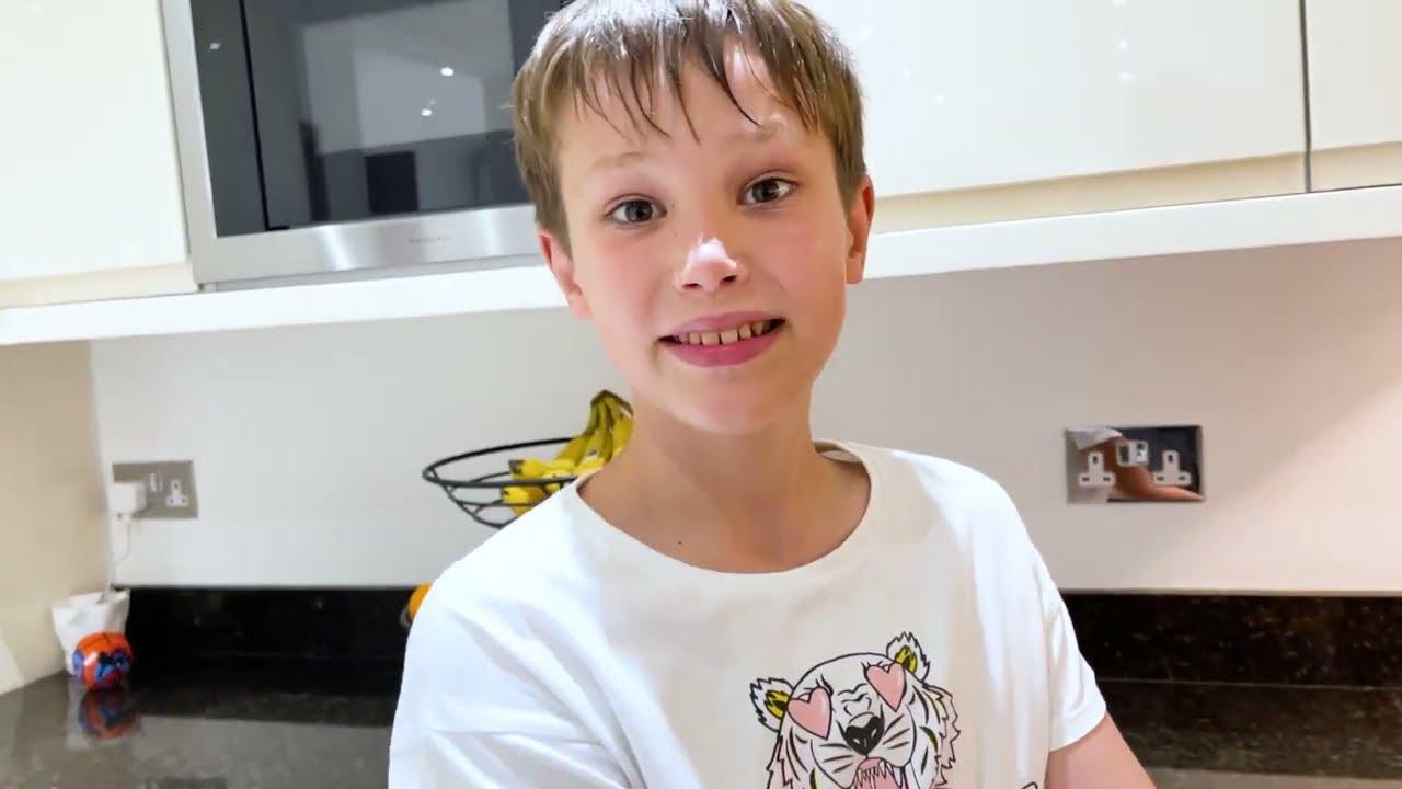 Папа Король 24 часа для Макса и Кати
