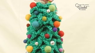 Crochet Christmas Tree Project