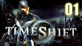 """TimeShift Gameplay ITA #01 """"Viaggio nel tempo"""""""