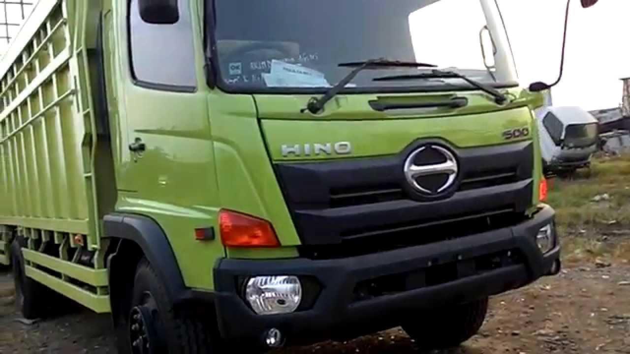 Karoseri Bak Truk Akap New Hino Fg235jl Video Mas Popular