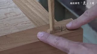 Amazing Carpenters Skillful Joinery Techniques are being used and Magnificent Solid Structures