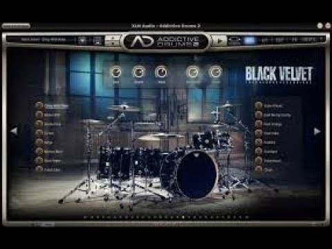 Ezdrummer vs Addictive Drums