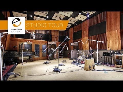 Studio Tour - EastWest Studios
