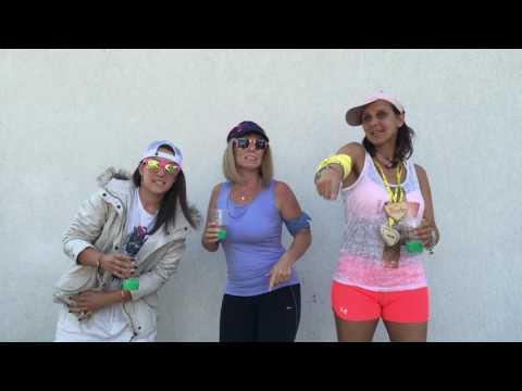 Post SV Hockey Rap der Damen Mannschaft